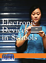 Cover of Electronic Devices in Schools